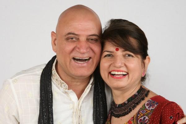 Dr. Madan Kataria und seine Frau Madhuri